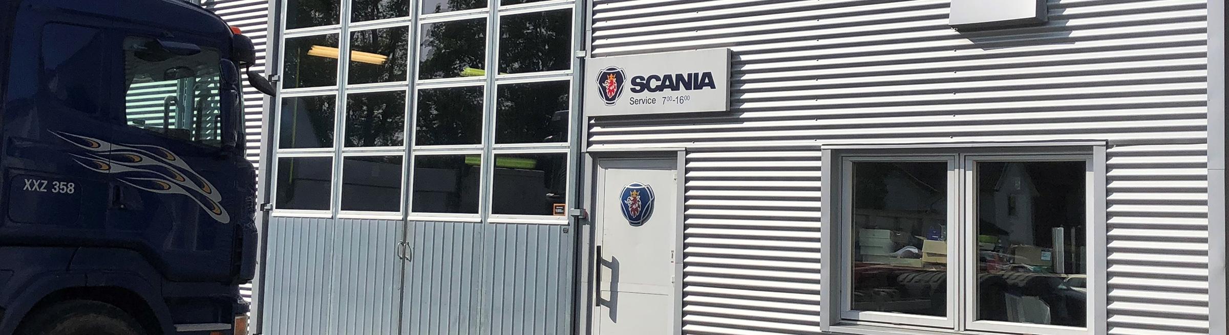 Scania Kinna