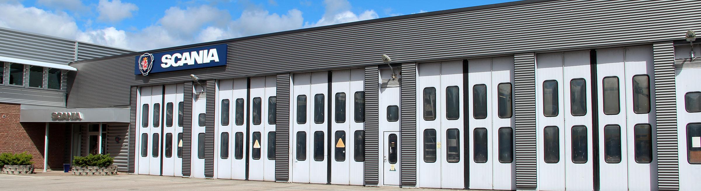 Lidköping Scania Lastbilar
