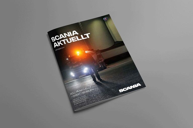 Läs Scania Aktuellt