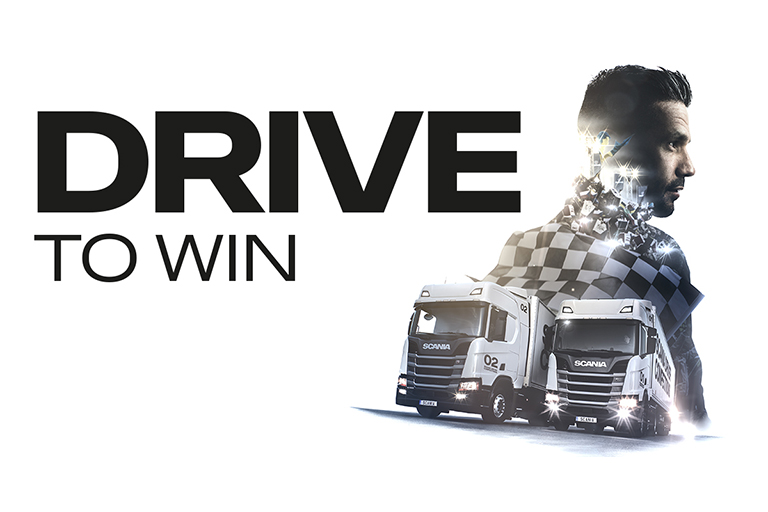 Scania Driver Competition - Anmäl dig redan idag!