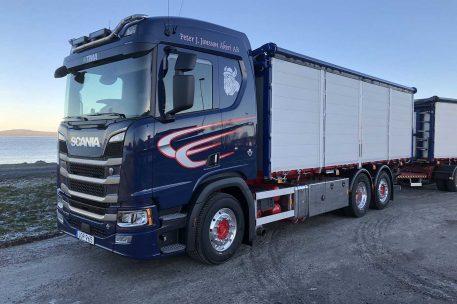 Nyleverans Scania R730