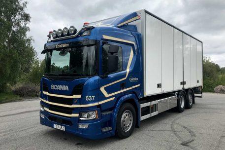 Bemax Transporter i Uddevalla AB