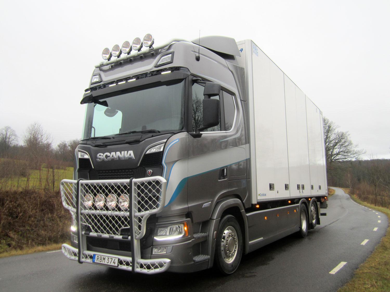 Scania S520