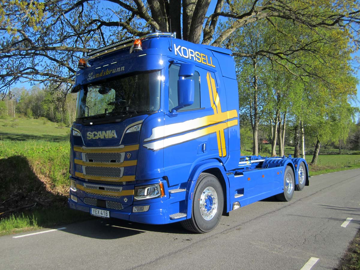 Scania B 6x2*4 NB