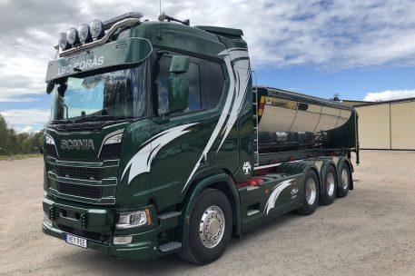 Scania R 580 B 8X4*4 NB