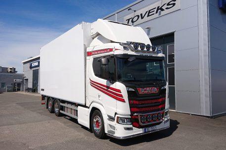 Scania R520 B6x2*4NB