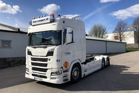 Scania R 540 B6x2*4NB