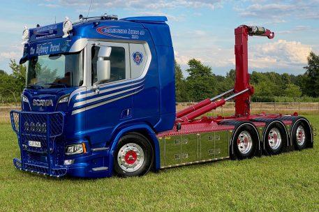 Scania R 650 B 8x4*4 NB