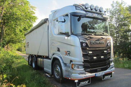 Scania R 520 B6x2*4 NB