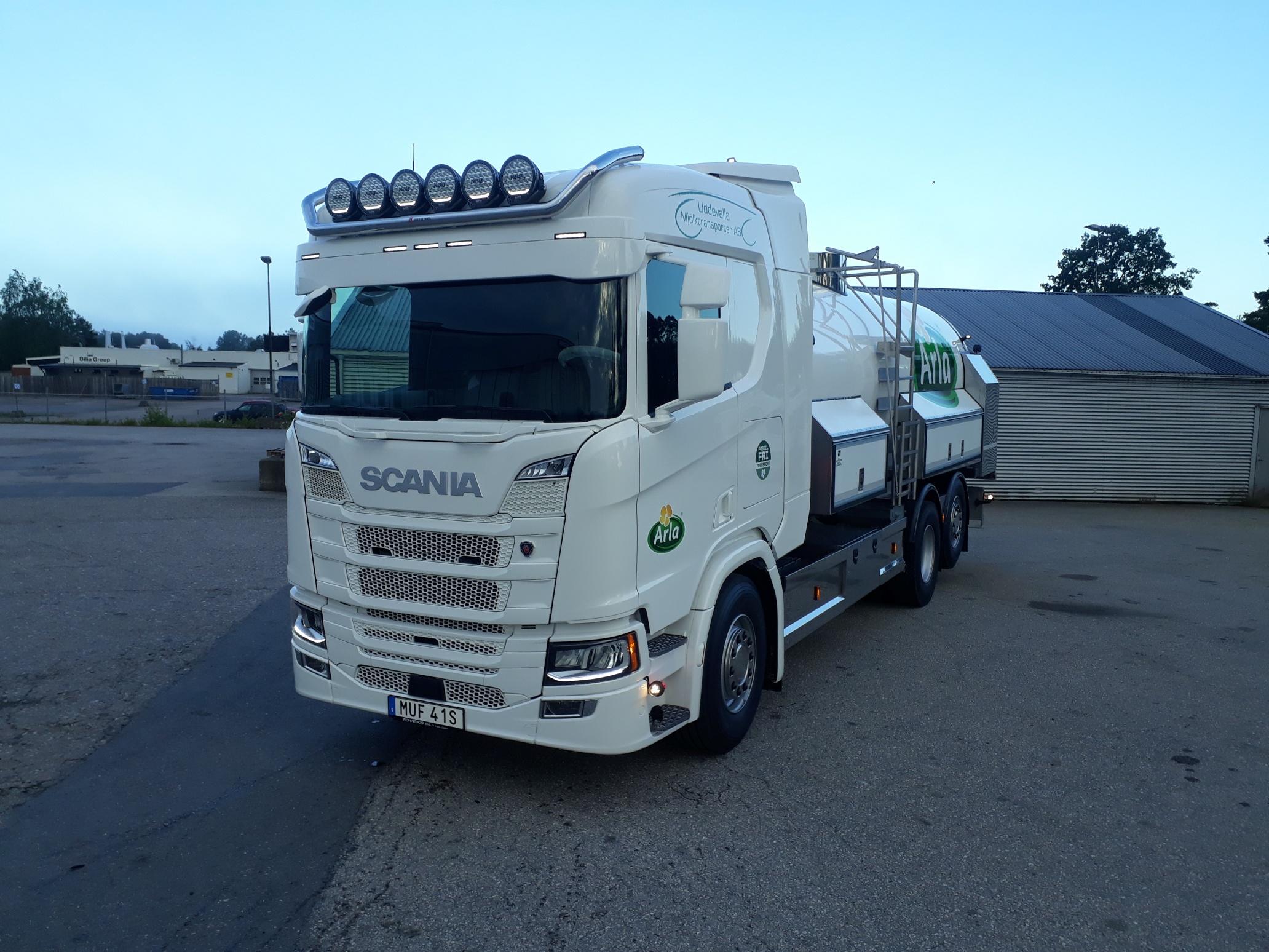 Scania R 450 B6X2*4NB