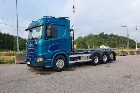 Scania R 580 8x4*4 XT