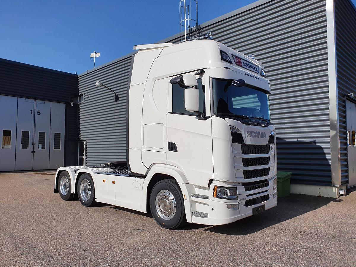Scania 540S