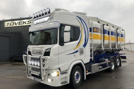 Scania R 650