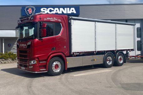 Scania R770