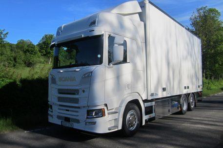 Scania R540