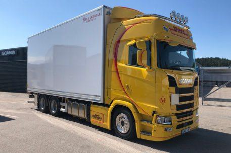 Scania 520S