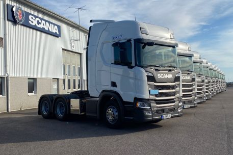 10 st Scania R450