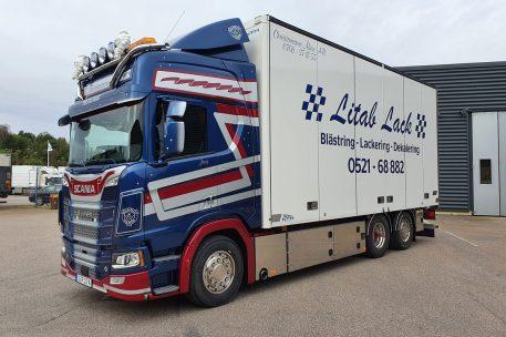 Scania R530