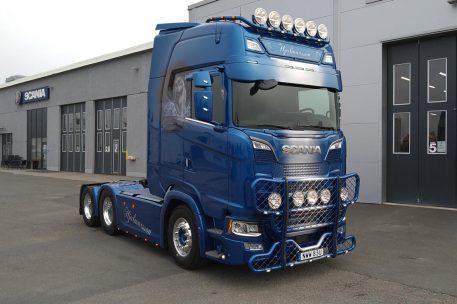 Scania S590