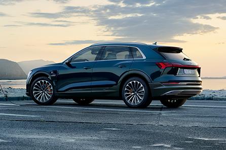 Försäljningsstart Audi e-tron hos Toveks Bil
