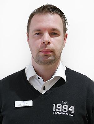Henrik Sandberg