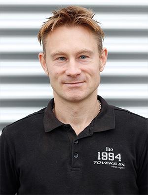 Johan Fredriksson