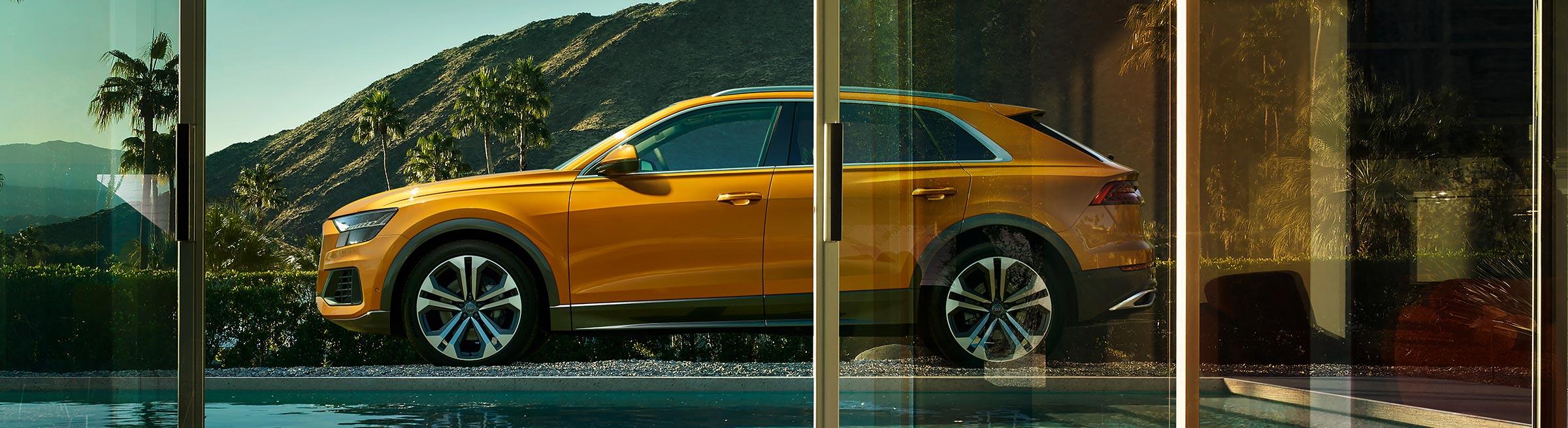 Kampanj Audi Q8 | Toveks Bil