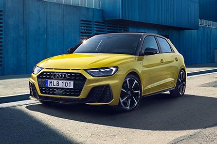 Nya Audi A1 Sportback