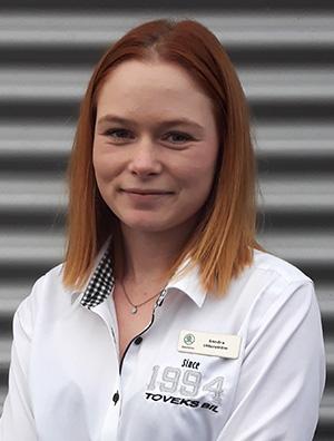 Sandra Utterström