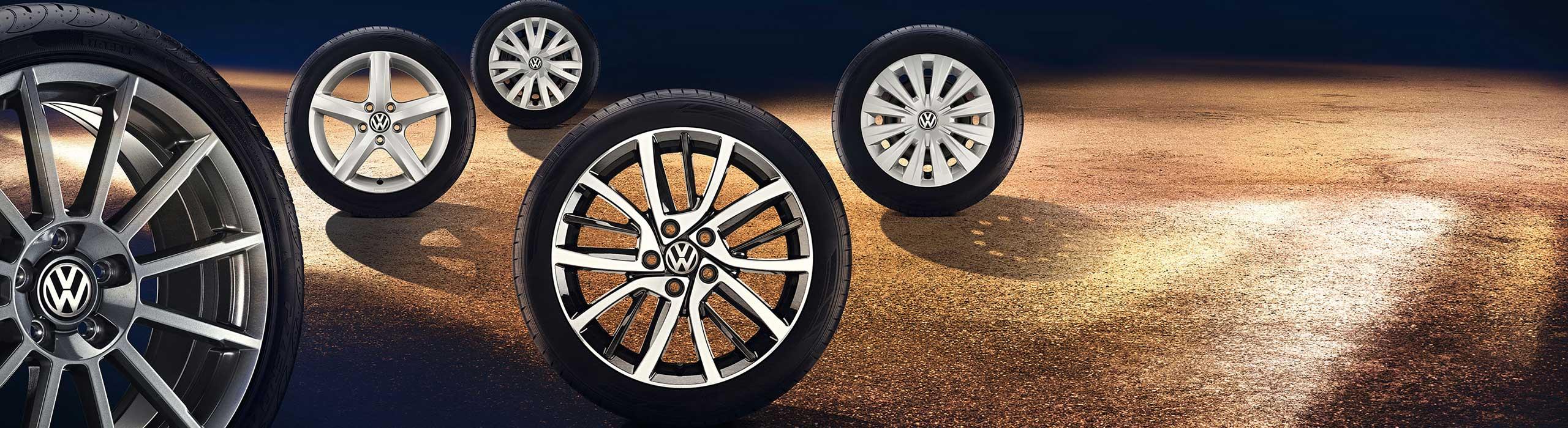Däck Volkswagen