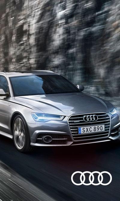 Kampanj Audi