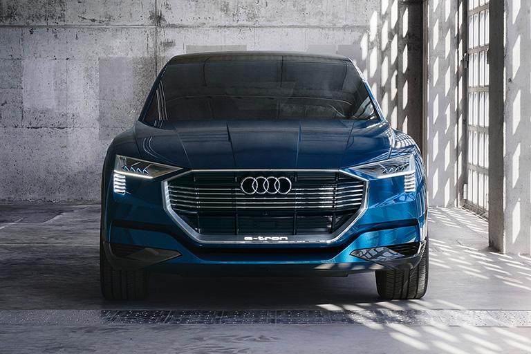 Nu kan du förboka Audi e-tron.