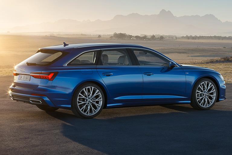 Premiär för nya Audi A6 Avant!
