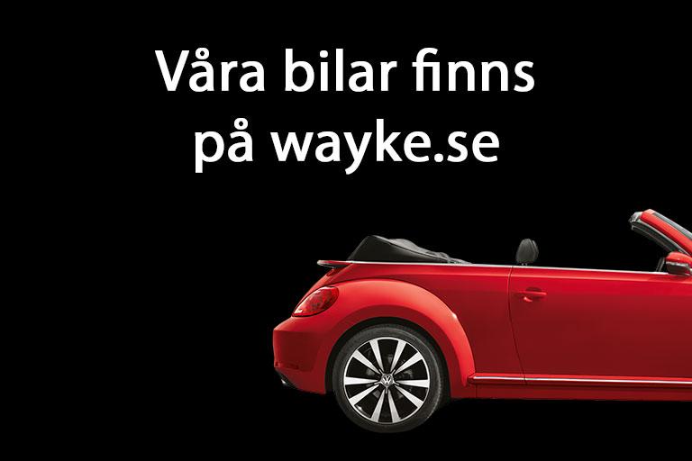 Wayke - En tryggare bilmarknadsplats.