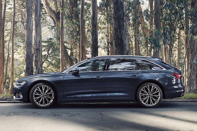 Försäljningsstart för nya Audi A6 Avant.