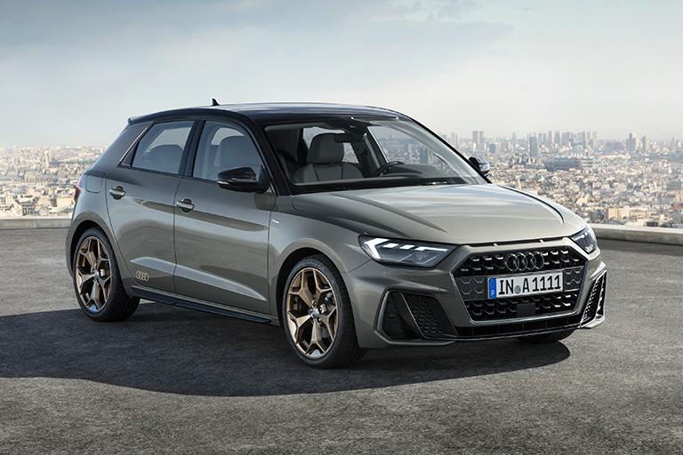 Premiär för nya Audi A1 Sportback.