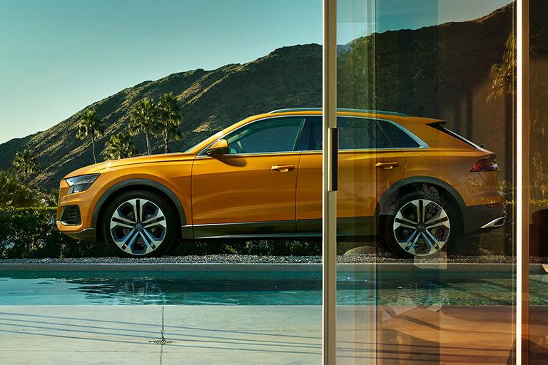 Försäljningsstart för nya Audi Q8