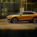 Nya Audi Q8 försäljningsstart