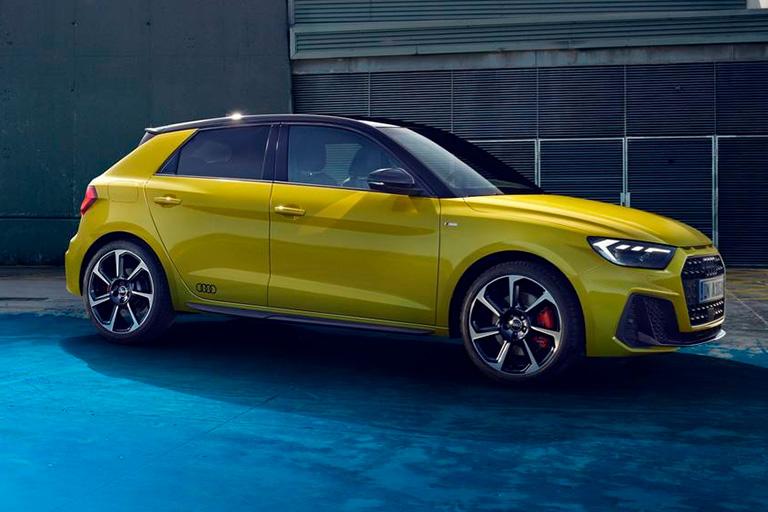 Försäljningsstart för nya Audi A1 Sportback