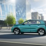 Premiär för Volkswagen T-Cross, stadsmiljö, hos Toveks Bil