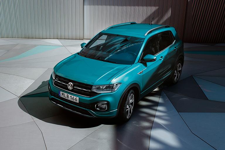 Säljstart för nya Volkswagen T-Cross.