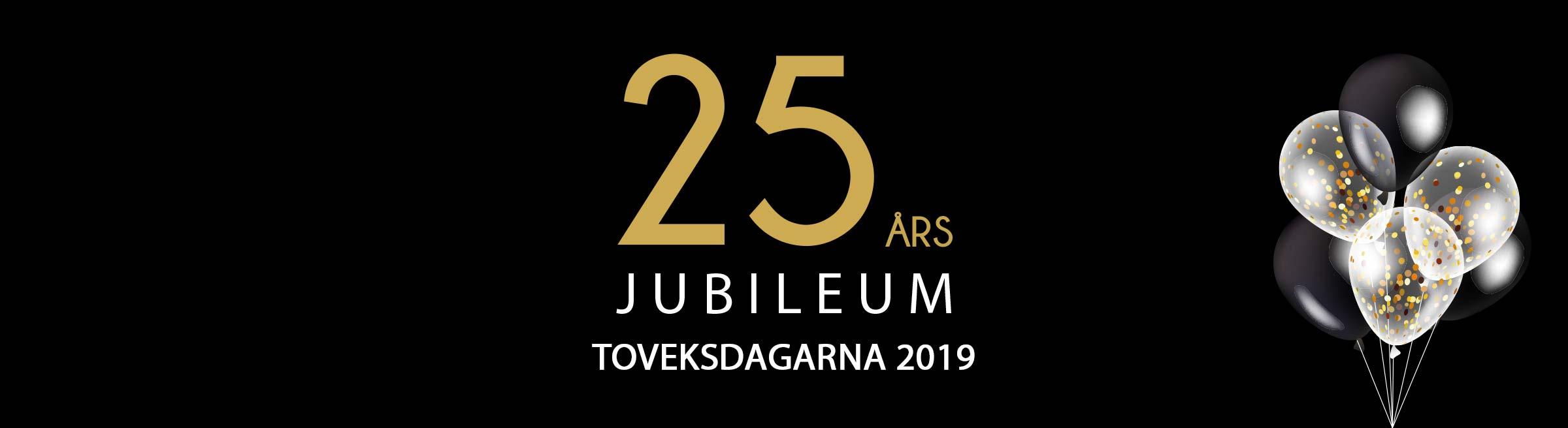 25-års jubileum Toveks Bil