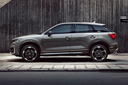 Kampanj Audi Q2 Toveks Edition
