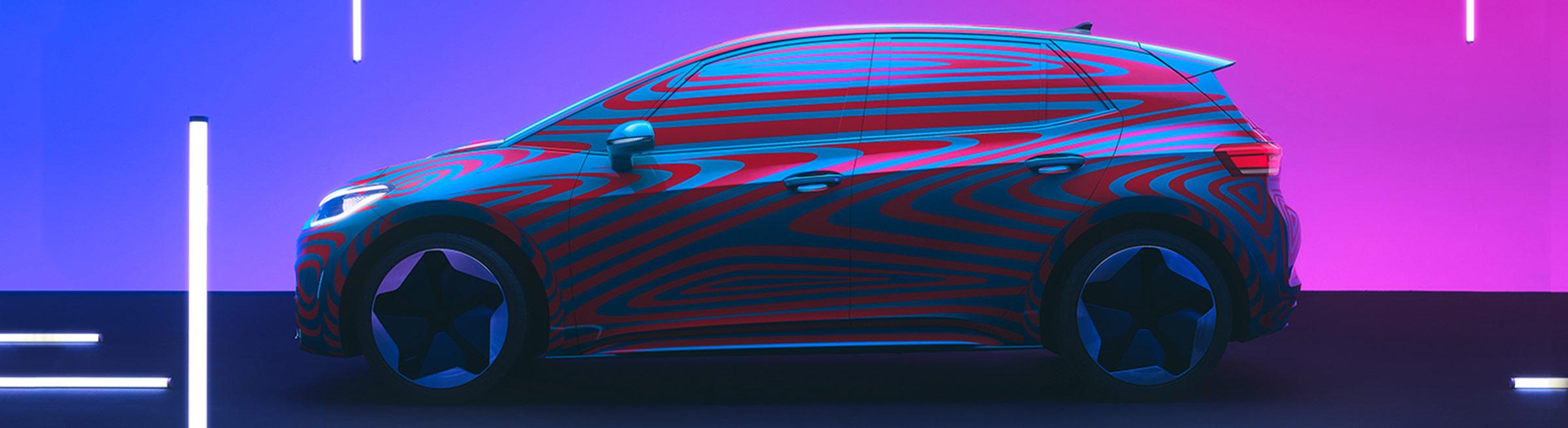 Volkswagen ID. elbil Toveks Bil