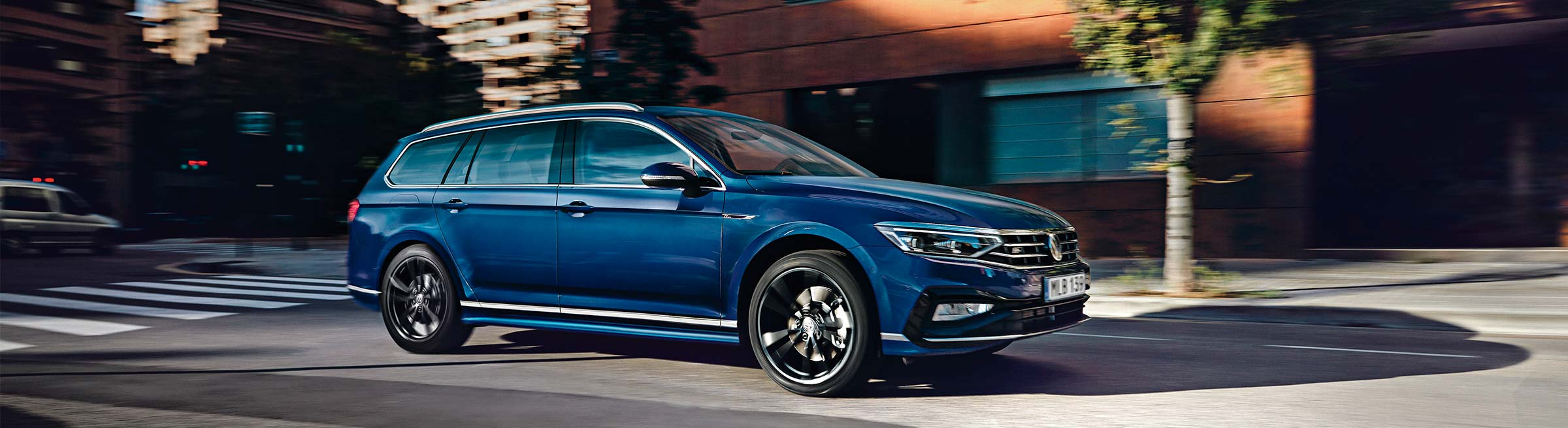 Volkswagen nya Passat hos Toveks Bil