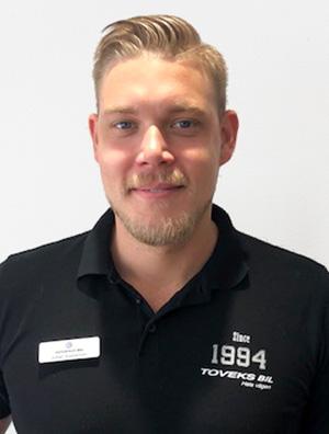 Johan Svanström