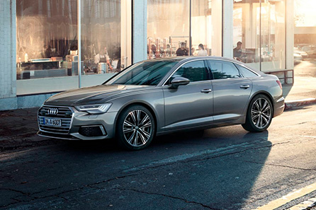 Nya Audi A6 Sedan