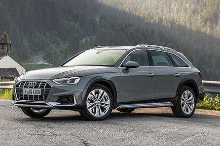 Nya Audi A4 allroad