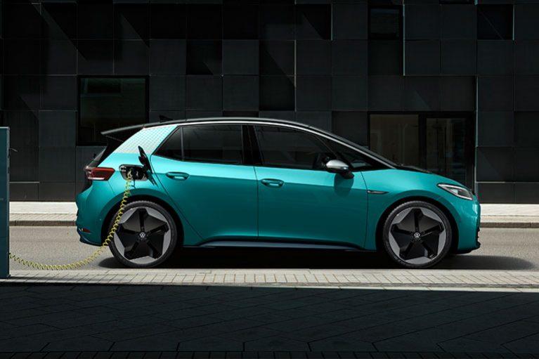 Världspremiär för Volkswagen ID.3!
