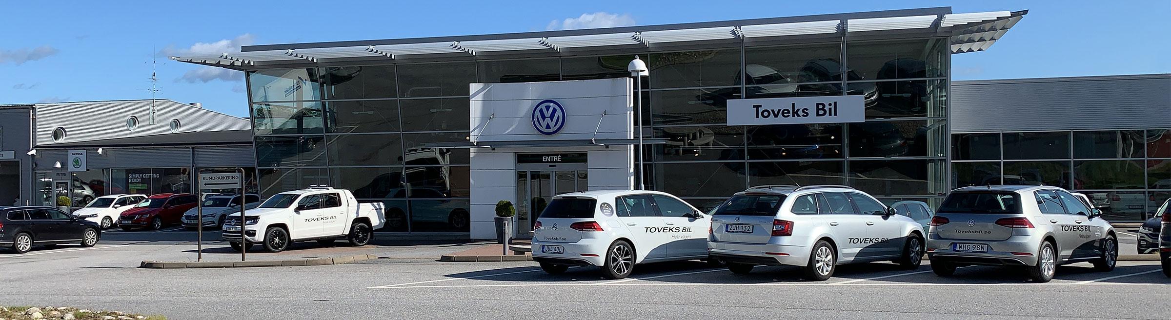 Toveks Bil Skee - återförsäljare Volkswagen & Skoda